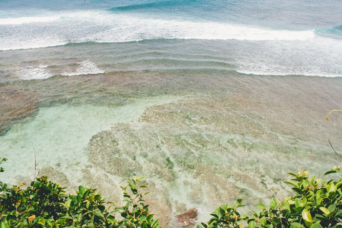 A First-Timer's Guide to Uluwatu, Bali (Suluban)
