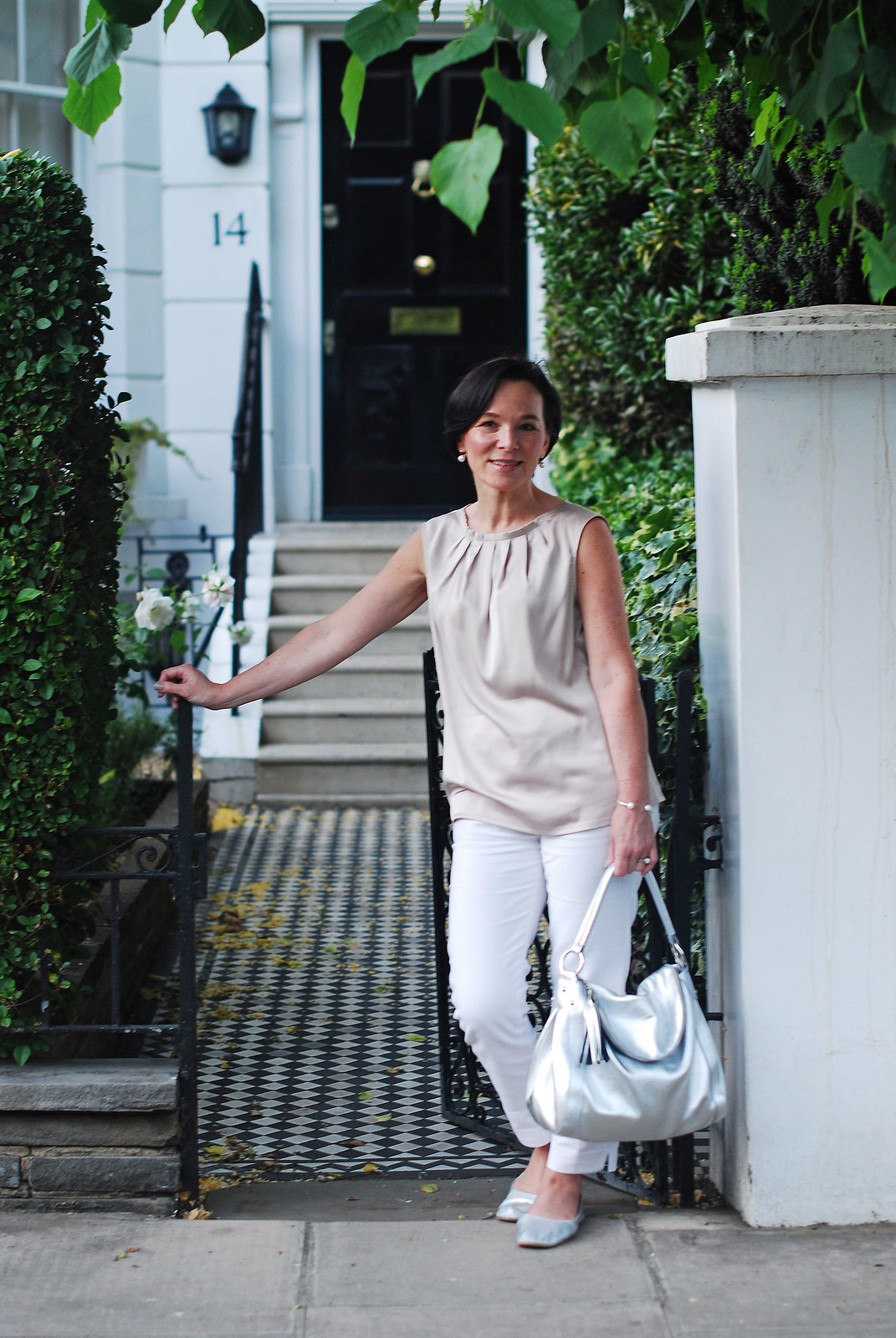London South Kensington LadyofStyle Summerlook