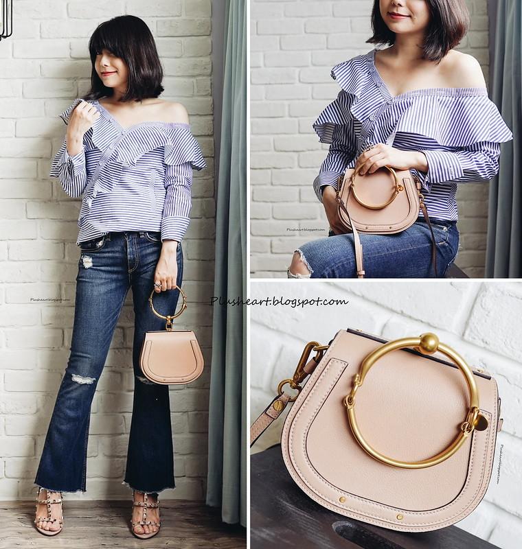 ▌那些年我認真買的包 ▌ Chloe Nile Bracelet shoulder bag,2017最紅的It bag