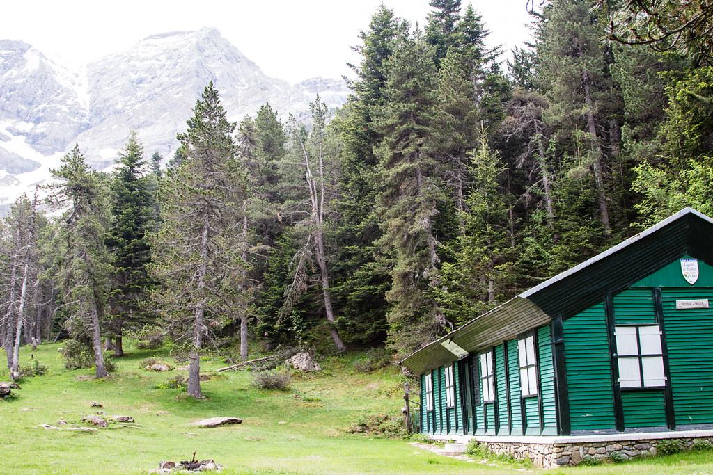 Cabane de Pailla