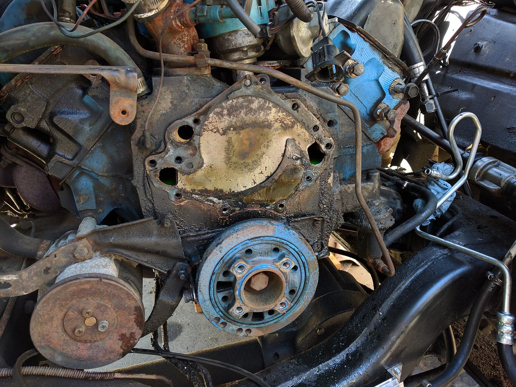 hight resolution of  but i m afraid the gasket that s currently in there is probably shot and would leak if i just bolt everything back up thanks for the help pics below
