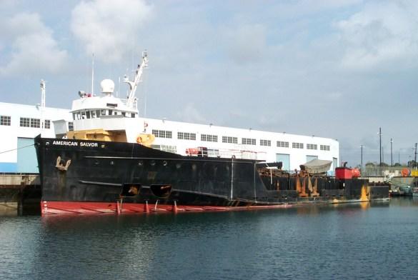 American Salvor - SS Venture1