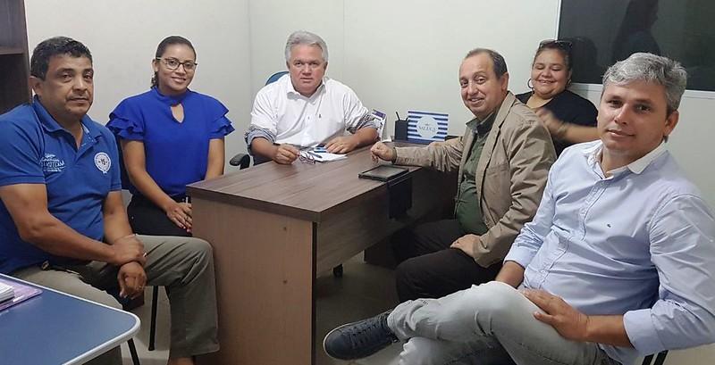 Secretário de Saúde garante conclusão de hospital em Mojuí ainda neste ano, Secretário de Saúde em Mojuí dos Campos