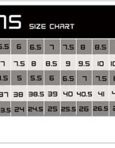 Vans size chart by zen also flickr rh
