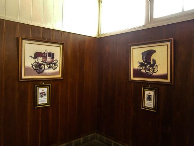 Keraton Palace Museum Cars