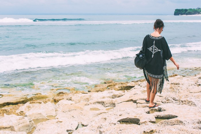 A First-Timer's Guide to Uluwatu, Bali (Bingin Beach)