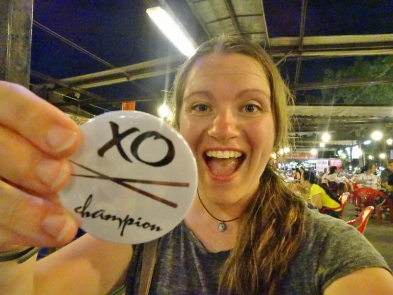 XO Foodie Tour, Saigon, Vietnam - the tea break project solo travel blog