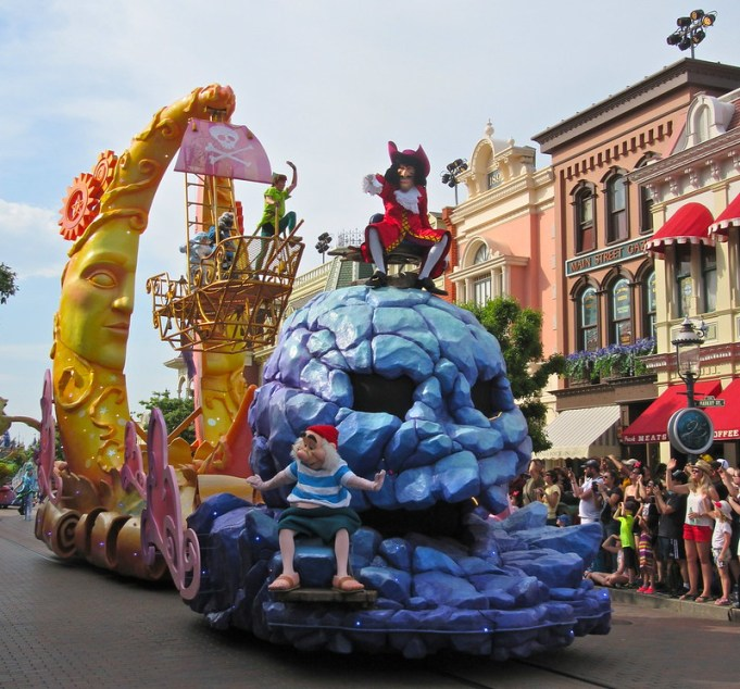 Disney Stars on Parade, disneyland Paris, 25th anniversary