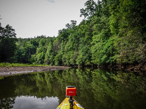 Lake Keowee and Estatoe Creek-67