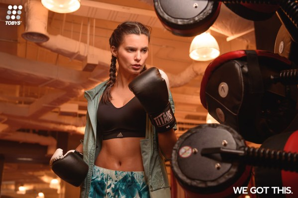"""Boxing is one of the most tedious sports, but Toby's Sports """"We Got This"""" campaign encourages boxers, athletes, and every individual out there to pursue a healthy and active lifestyle no matter how exhausting it can be."""