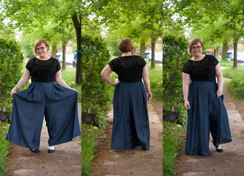 Crazy pants Collage