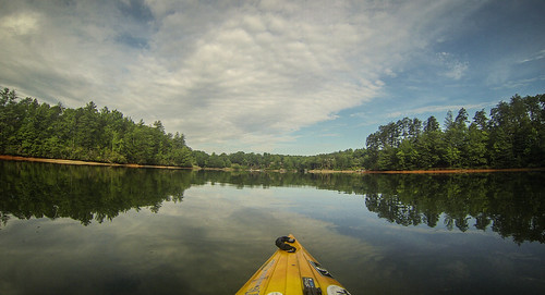 Lake Keowee and Estatoe Creek-11