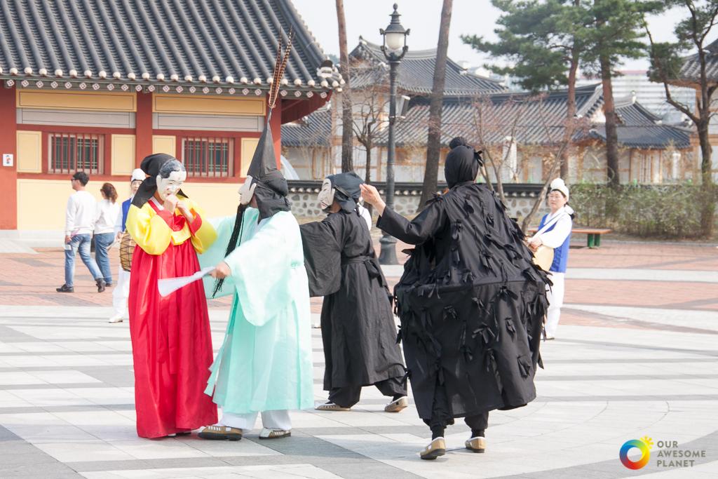 Korea Gangwon Fam Tour (Day 4)