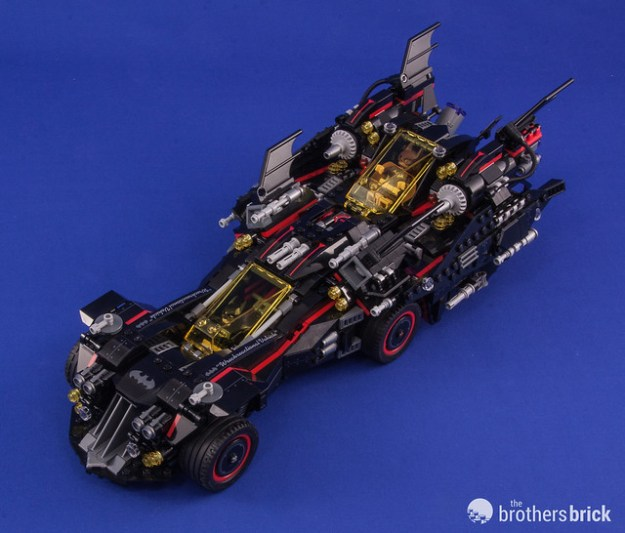 70917 The Ultimate Batmobile