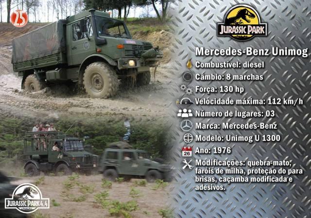 25 Mercedes Unimog