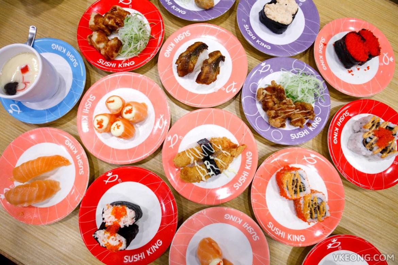 Sushi King Ramadhan Buffet @ All Sushi King Malaysia (RM39.90)