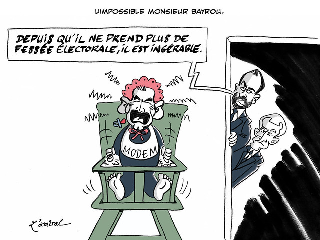 L'impossible Monsieur Bayrou