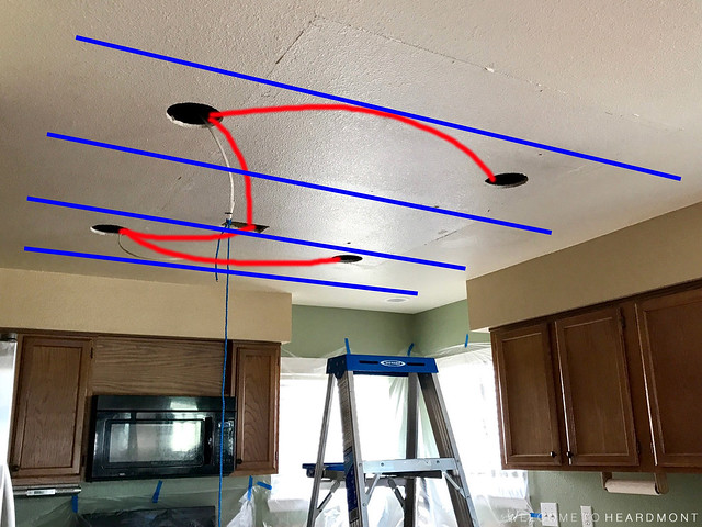 Wiring Recessed Lights Diagram