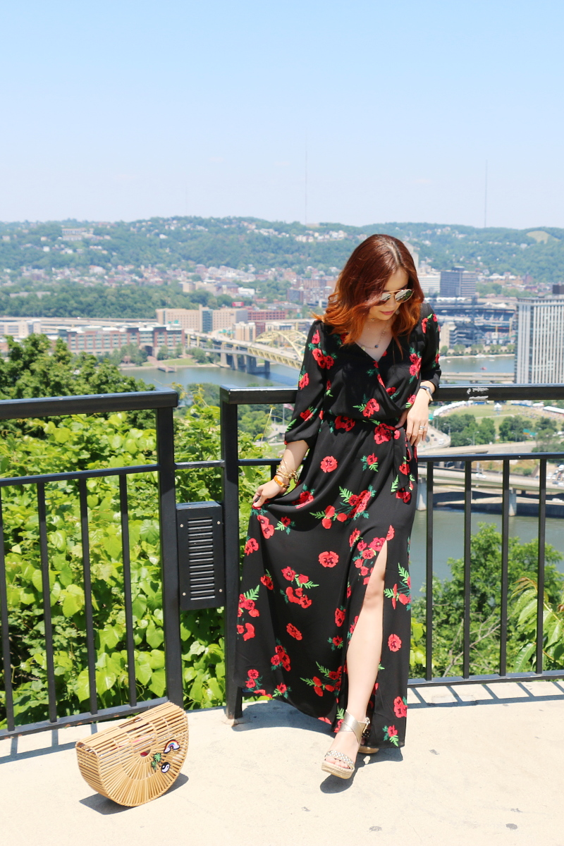 floral-maxi-dress-express-wooden-ark-bag-2