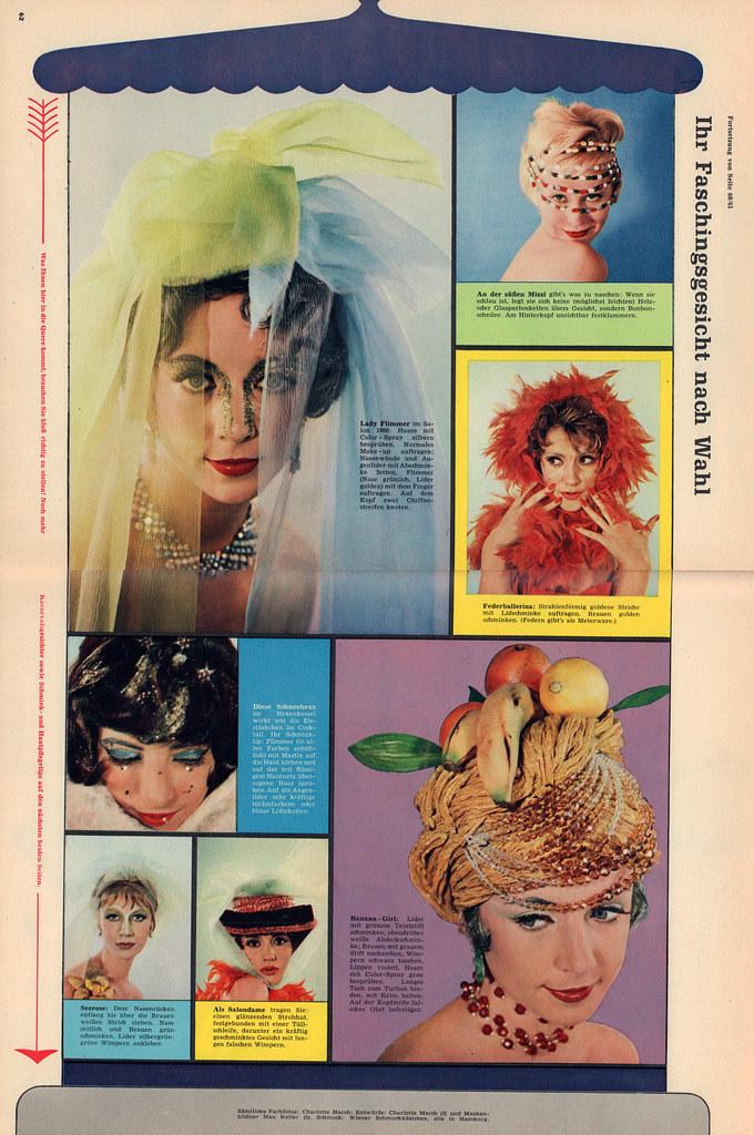 Brigitte magazine January 1959