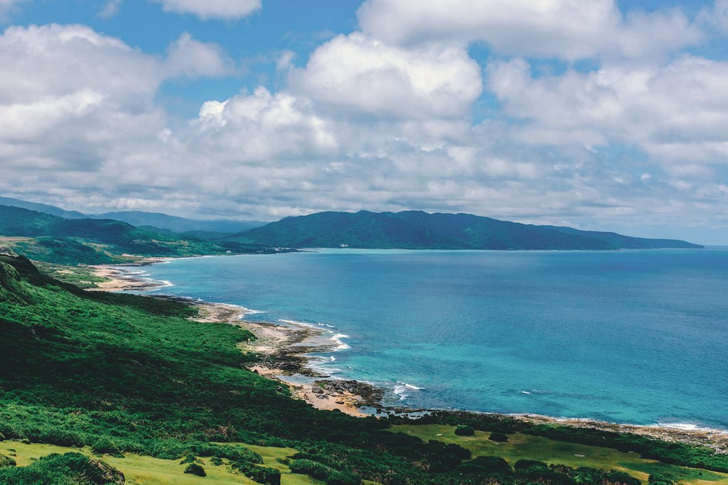 Southernmost part of the East Coast, near Kenting