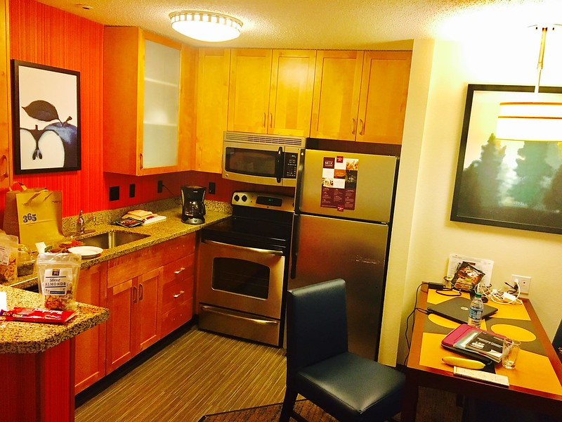 Residence Inn Bellevue/Downtown 2 Bedroom suite