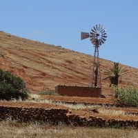 Vega de Río Palmas Isla de Fuerteventura
