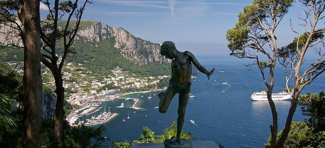Capri- Villa Lysis