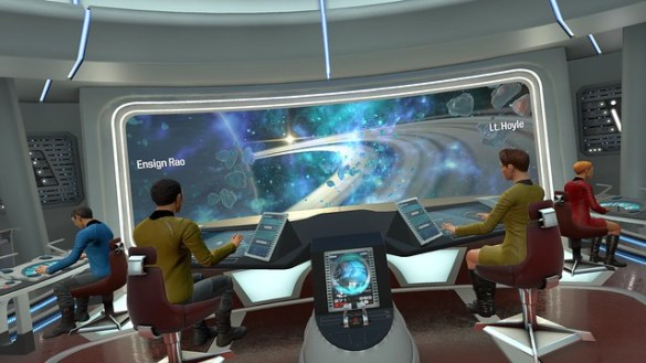 Star Trek Bridge Crew - Ship Bridge