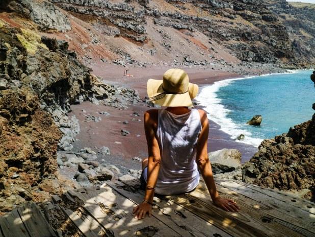 Playa Verodal, El Hierro
