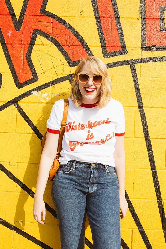 austin fashion blogger writes like a girl luella sisterhood shirt16