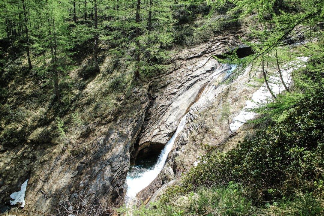 Marmitte dei Giganti, Alpe Veglia