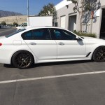 Hre Wheels Bmw G30 540i Already With A Set Of Flowform Ff01 Wheels Bmw 5 Series Forum G30