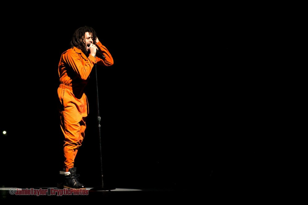 J. Cole @ Rogers Arena – July 19th 2017
