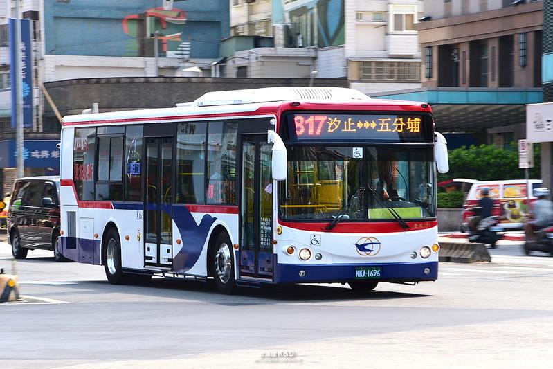 旅滿屋: [臺北]新北客運919第二批新車上路