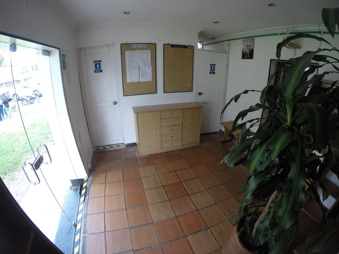 Espacio para alquilar – Vestier 1er piso – Area: 3.5×3.5 mts
