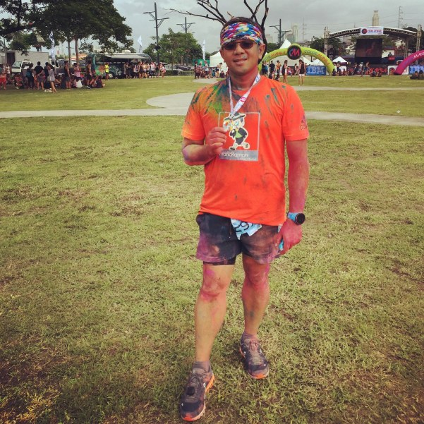 Colorful 10K done.
