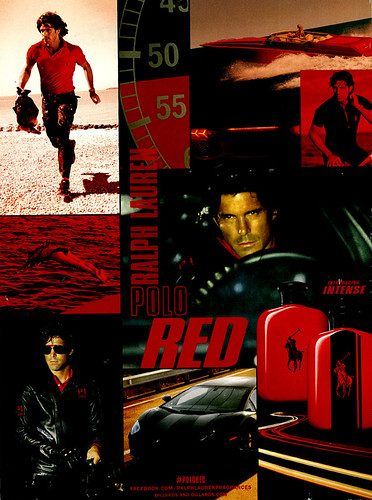 2015 Ad Ralph Lauren Polo Red Mens Fragrance  Published i  Flickr