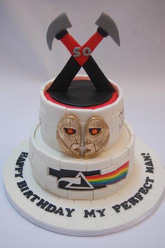 Pink Floyd Cake Beautiful Birthday Cakes