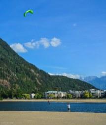 Village Of Harrison Hot Springs British Columbia Canada