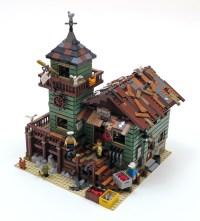 LEGO Ideas 21310 Old Fishing Store review | Brickset: LEGO ...