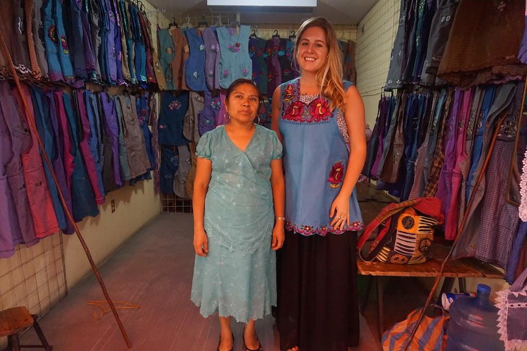 oaxaca mexico tlacolula market shopping