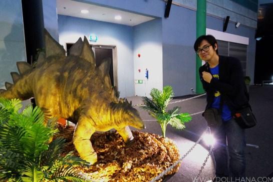 Dino Robot Factory: How to Build a Dinosaur science centre singapore