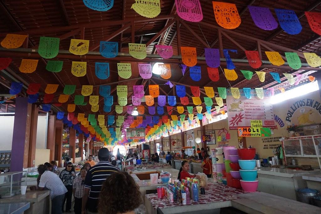 oaxaca mexico market