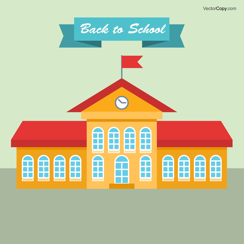 hight resolution of  back to school poster by vectorcopy