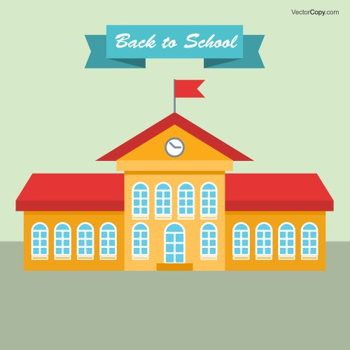 small resolution of  back to school poster by vectorcopy
