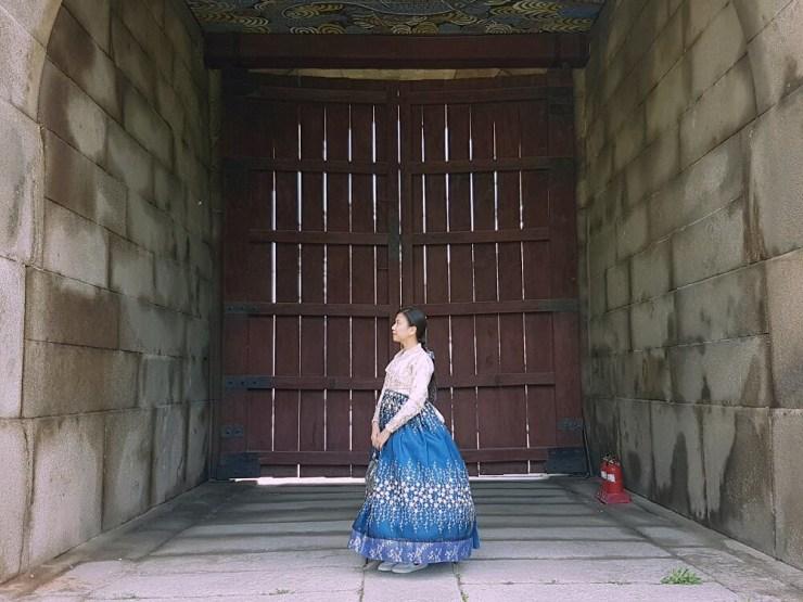 hanbok rental gyeongbokgung
