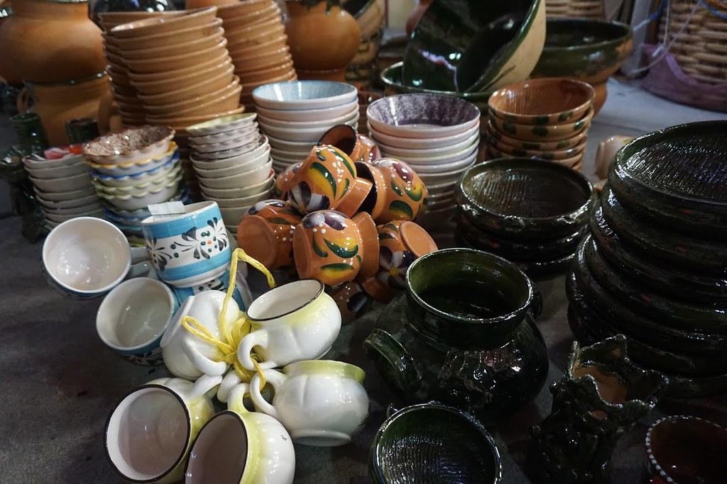 oaxaca mexico pottery