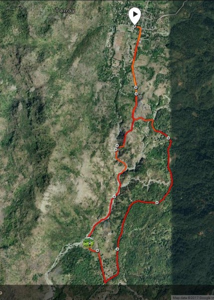 Race Route and Elevation Profile Powered by Suunto Spartan Sports WHR