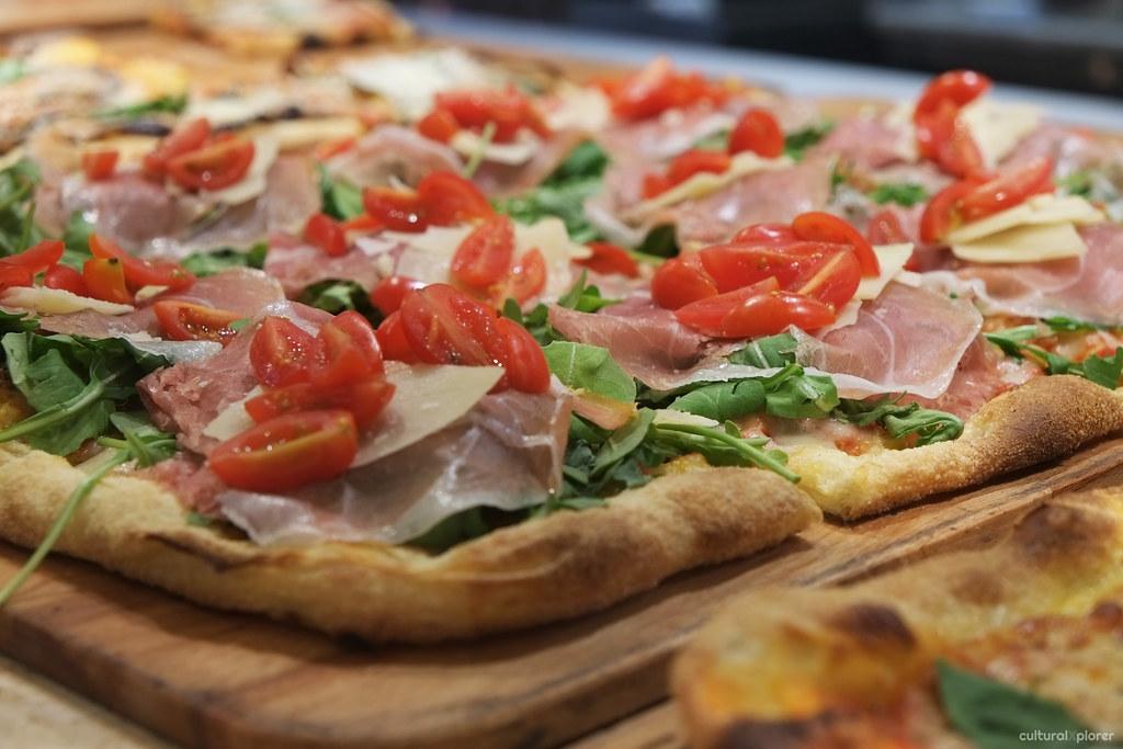 Filaga Pizza Chelsea Market